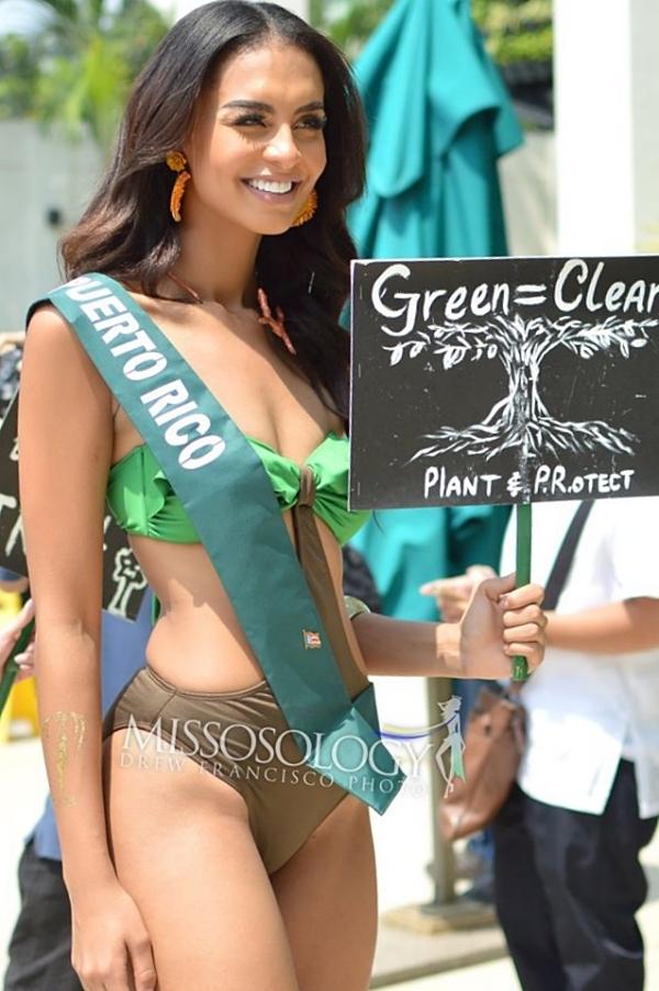 Trong suốt cuộc thi, Nellys đoạt giải bạc các phần thi: bikini, dạ hội và một giải phụ.