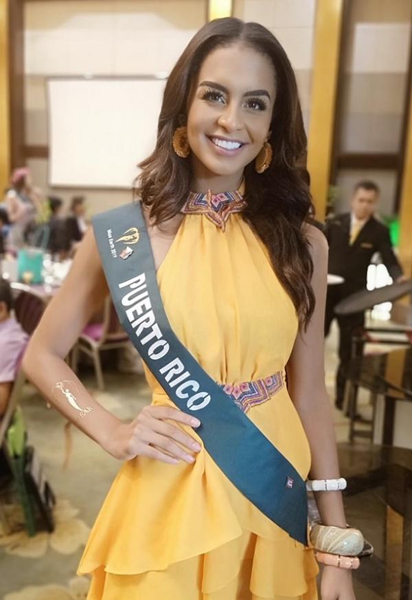 Trước chung kết, chuyên trang Missosology xếp đại diện Puerto Rico ở hạng 4 có khả năng giành vương miện.