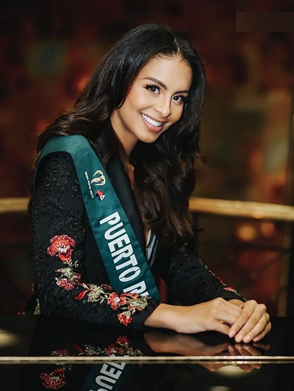 Nhan sắc tân Hoa hậu Trái đất - 7