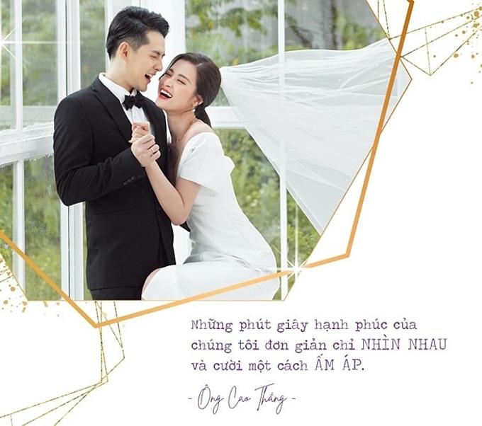 Tình yêu của cặp đôi khiến nhiều người ngưỡng mộ. Đó là cái kết đẹp cho một tình yêu cổ tích.