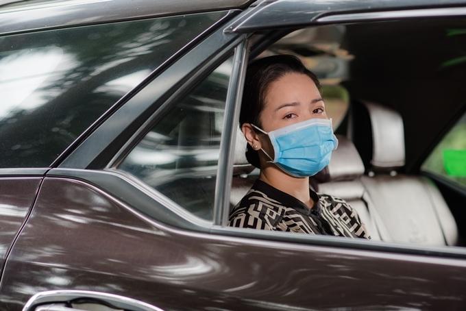 Nhân vật của Nhật Kim Anh khóc nhiều làm hai mắt gần như mù.
