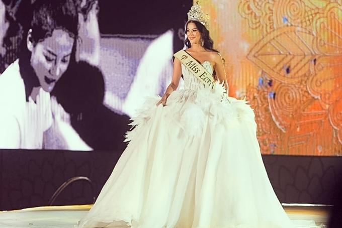 Phương Khánh chia sẻ nhiều kỷ niệm và hoạt động ý nghĩa suốt nhiệm kỳ Miss Earth.