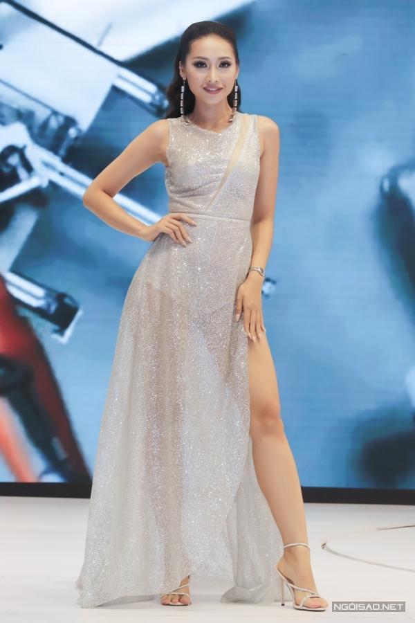 Giải đồng Siêu mẫu 2013 Tô Uyên Khánh Ngọc.