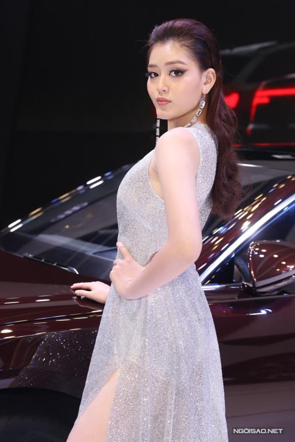 Á hậu 2 Hoa hậu Đại dương 2017 Đặng Thanh Ngân.