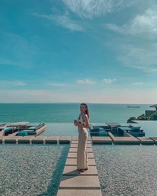 Jolie Nguyễn thuê biệt thự sang chảnh 51 triệu đồng/đêm - 4