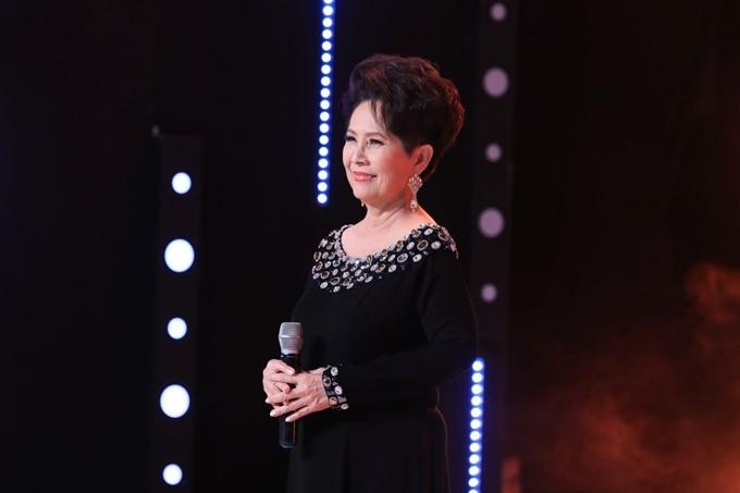 Danh ca Phương Dung cũng là khách mời đặc biệt trong chương trình. Được khán giả yêu mến suốt nhiều thập kỷ qua, bàđược khán giảđặt biệt danh trìu mến là Nhạn trắng Gò Công.