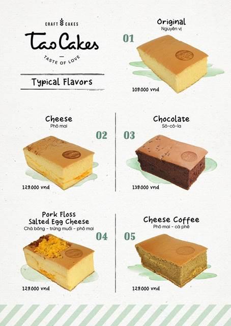 Tao Cakes  Khi vị ngon không chỉ đến từ nguyên liệu - xin editLead - 3