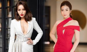 Mỹ nhân Việt ghi điểm phong cách tuần qua