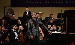 Danh cầm Pháp thăng hoa cùng dàn nhạc giao hưởng Việt