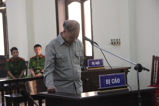 Bị cáo Đinh Bằng My bị tuyên án 8 năm tù.