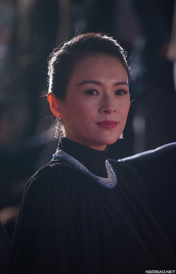 Chương Tử Di là chủ tịch ban giám khảo của Liên hoan phim Tokyo năm nay.