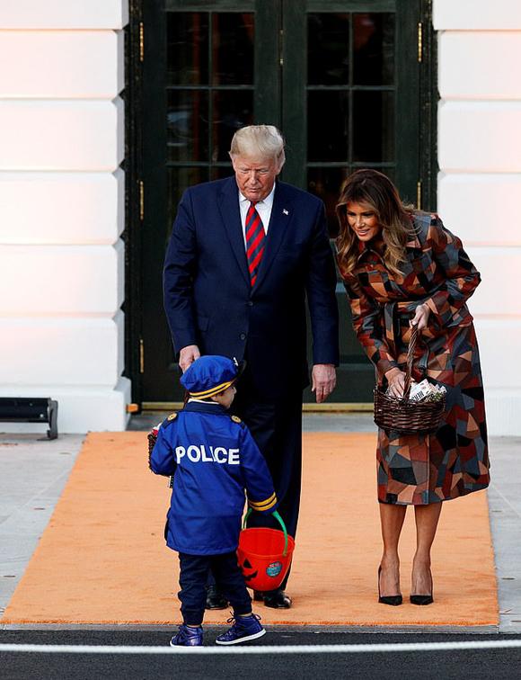 Hầu hết trẻ em được tham gia bữa tiệc đặc biệt hàng năm này của Nhà Trắng đều là người địa phương.