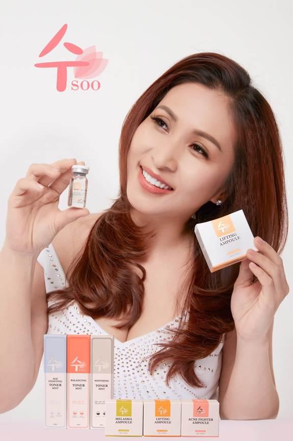 Lệ Thủy, Mai Phương làm đại sứ The Legend Of Soo - 5