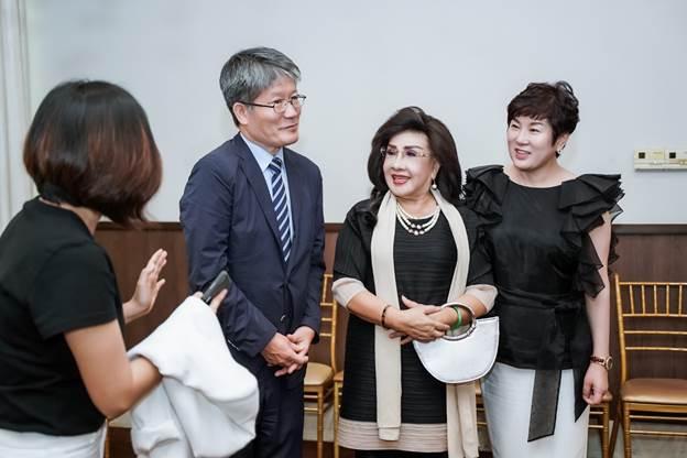 Lệ Thủy, Mai Phương làm đại sứ The Legend Of Soo - 7