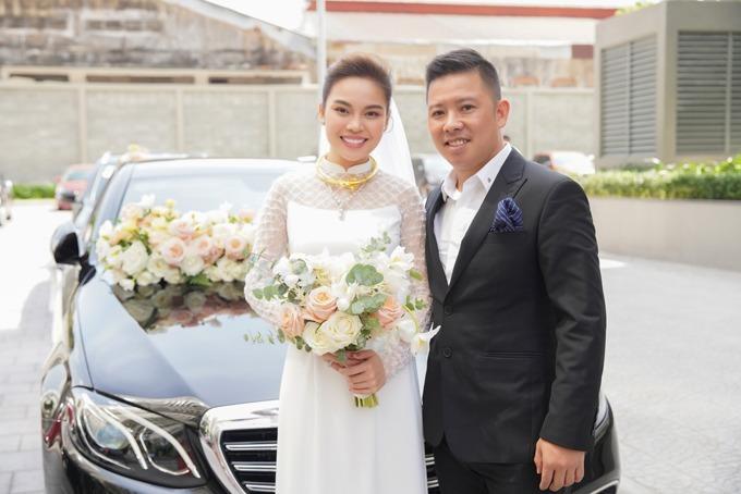 7 đám cưới người nổi tiếng trong tháng 11 - 5