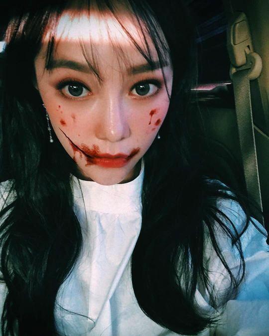 Dàn ma Kbiz mùa Halloween - 1