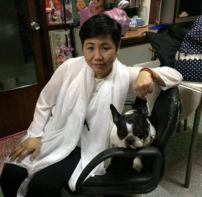 Bà Wannee thường quyên góp hàng chục nghìn USD cho các tổ chức từ thiện ở Chiangmai trước khi chết. Ảnh: Viral Press.