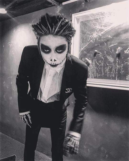 Dàn ma Kbiz mùa Halloween - 4