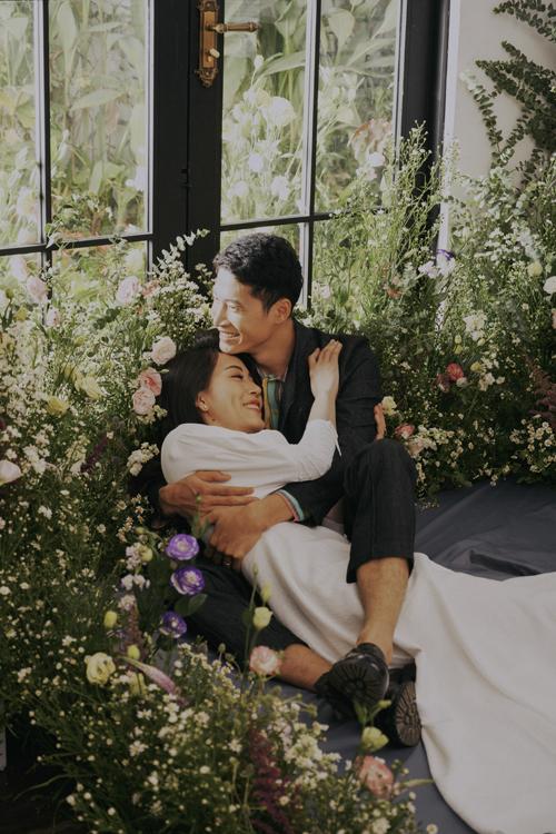 Bộ ảnh cưới của cặp nổi tiếng được bấm máy trong vòng 3 ngày.