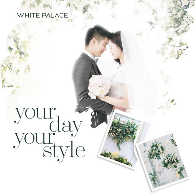 Thay lời chúc phúc cho mùa yêu thương trong tháng 11, White Palace gửi đến khách hàng gói quà tặng đặc biệt nhằm lưu giữ trọn vẹn khoảnh khắc hạnh phúc viên mãn bên gia đình và bạn bè. Gói quà tặng được thiết kế với hai dịch vụ: trang trí tiệc cưới đẳng cấp với nhiều lựa chọn khác nhau;chụp ảnh và in ảnh lấy ngay, không giới hạn số lượng ảnh trong 2 tiếng.Quà tặng này dành riêng cho khách hàng đặt tiệc cưới từ nay đến 30/11/2019 và tổ chức tiệc trước ngày 31/3/2020 tại Trung tâm Hội nghị White Palace (quận Phú Nhuận) và Trung tâm Sự kiện & Triển lãm White Palace (quận Thủ Đức).
