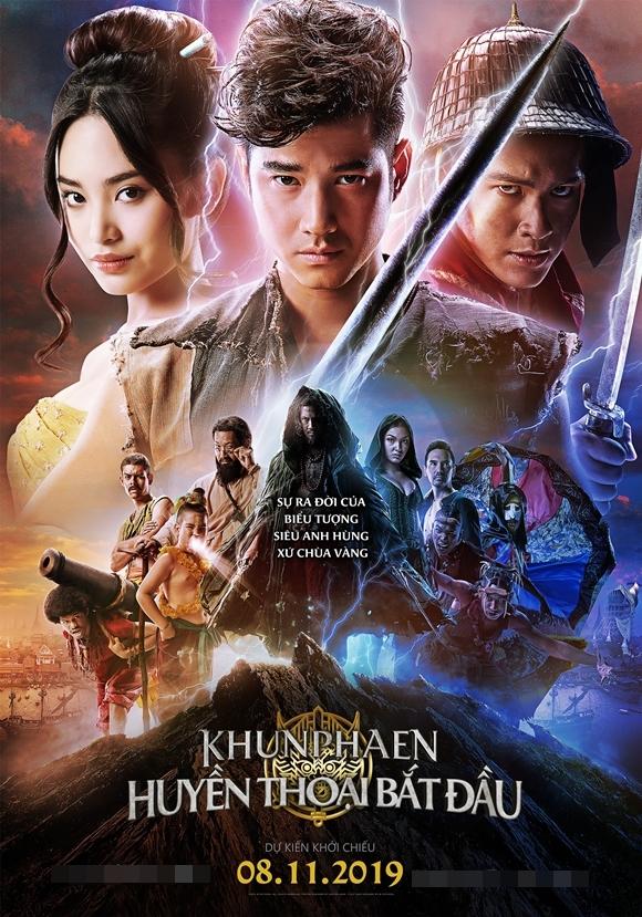 Các phim chiếu rạp Việt tháng 11