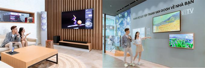 Samsung 68 là một trong những địa điểm nhất định bạnkhông nênbỏ lỡ khi đến Sài Gòn.