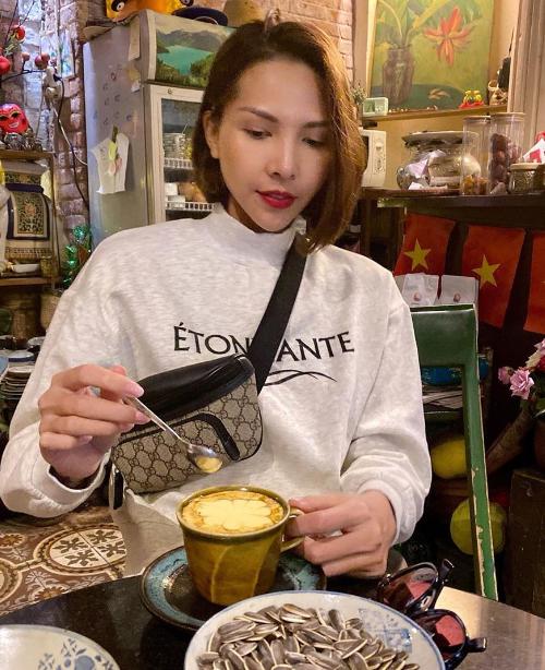 Kỳ Duyên cà phê trứng - 1