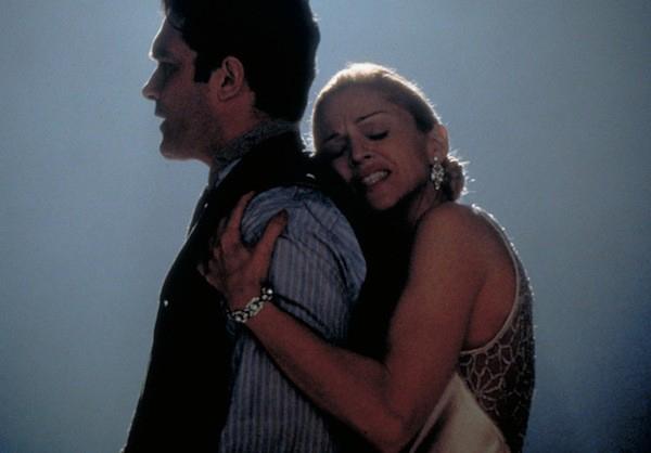 Madonna và Antoniotrong phim Evita.