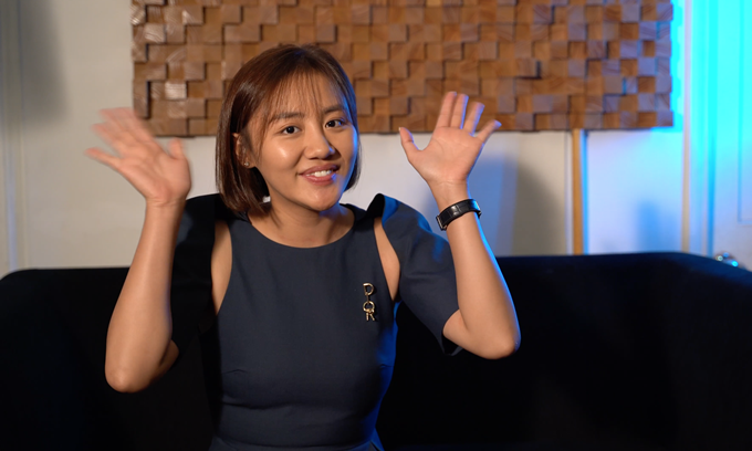 Văn Mai Hương hy vọng khán giả ủng hộ bộ phim và các ca khúc trong phim.