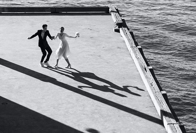 Đông Nhi chia sẻ hậu trường chụp ảnh cưới vui nhộn và cho biết đang luyện nhảy đầm trước ngày cưới 9/11.
