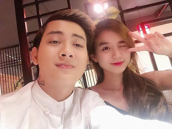 Vợ chồng Hoài Lâm - Bảo Ngọc.