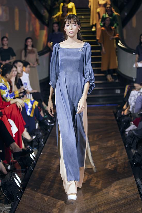Nghệ sĩ Như Quỳnh diễn thời trang cùng Hồng Ánh - 11