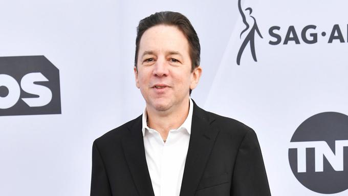 Brian tại lễ trao giải Screen Actors Guild Award của Hiệp hội diễn viên Mỹ vào tháng 1/2019.