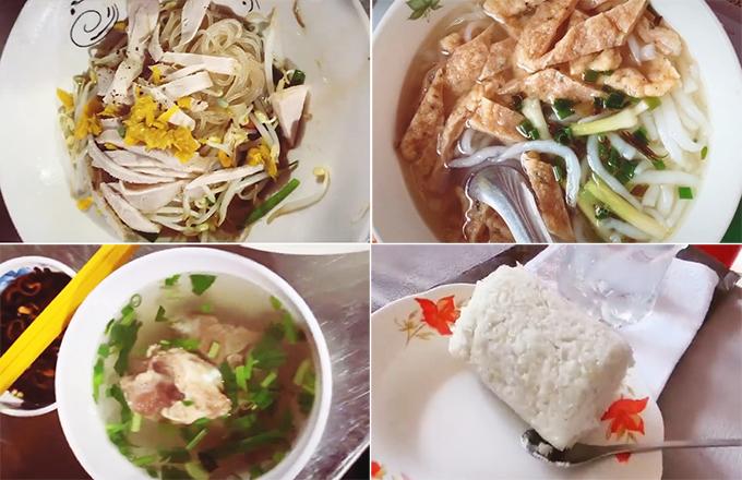 Food tour nhân dịp về quê của Ngọc Trinh
