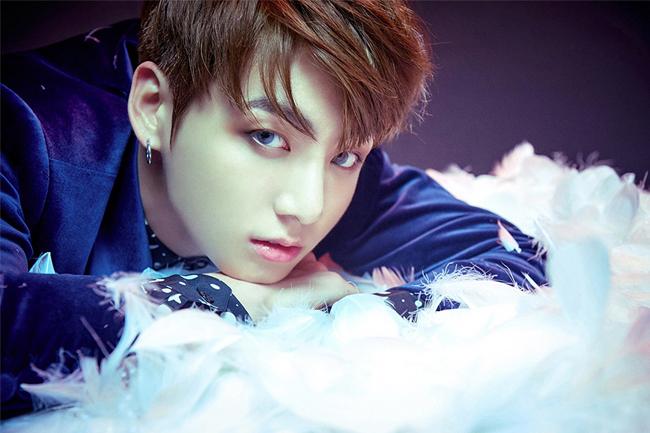 Jongkook, thành viên BTS.