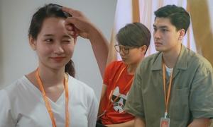 Trúc Anh, Quang Đại đi học diễn xuất