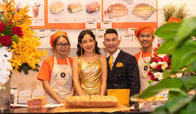 Ông Nguyễn Vũ Ngọc Bảo - Tổng giám đốc Le Castella Việt Nam tiết lộ từ giờ đến cuối năm 2019, Le Castella Young sẽ khai trương thêm hai cửa hàng nữa tại TP HCM và mở rộng chuỗi 10 cửa hàng trong năm 2020 trên phạm vi toàn quốc.