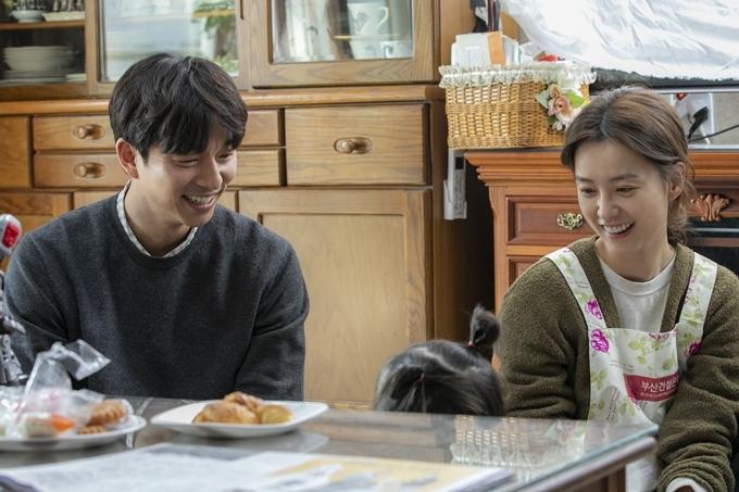 Dae Hyun thương vợ nhưng không giúp được nhiều cho cô.