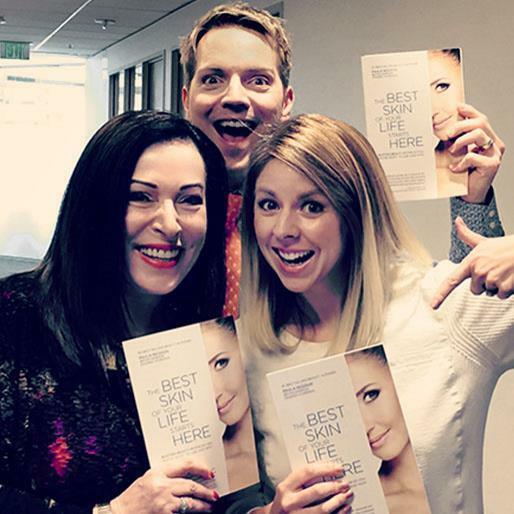 Đội ngũ tác giả cuốn sách.
