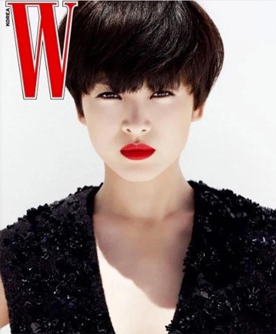 Song Hye Kyo của 10 năm trước...