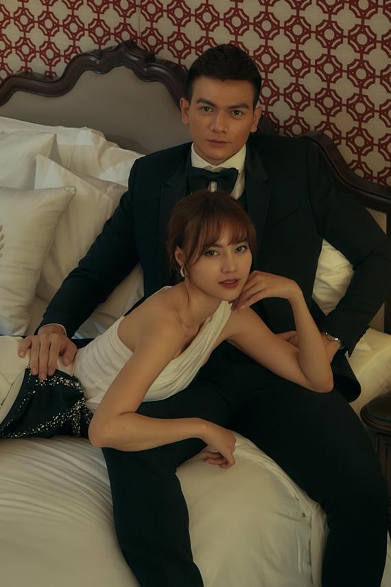 Lan Ngọc và Lê Xuân Tiền tiếp tục đóng vai tình nhân trong dự án điện ảnh Gái già lắm chiêu 3.