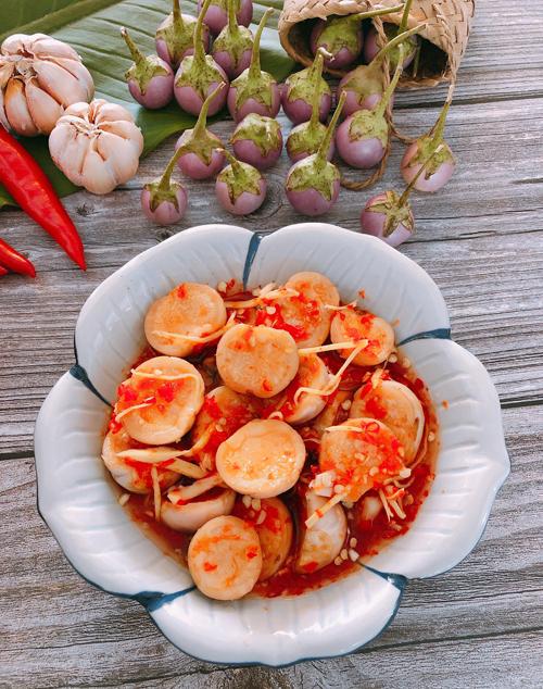 Cà pháo ngâm chua ngọt - món ăn không thể thiếu ngày hè