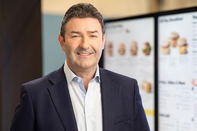 Steve Easterbrook, cựu CEO của McDonalds. Ảnh: Foxbusiness.