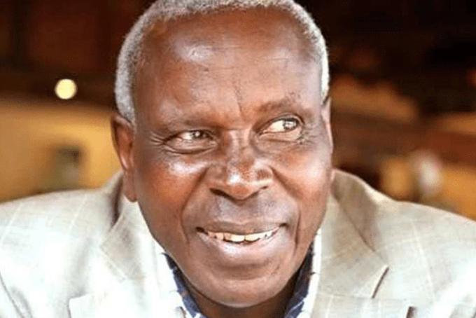 Triệu phú quá cố John Mwangi Kagema. Ảnh:Citizentv.