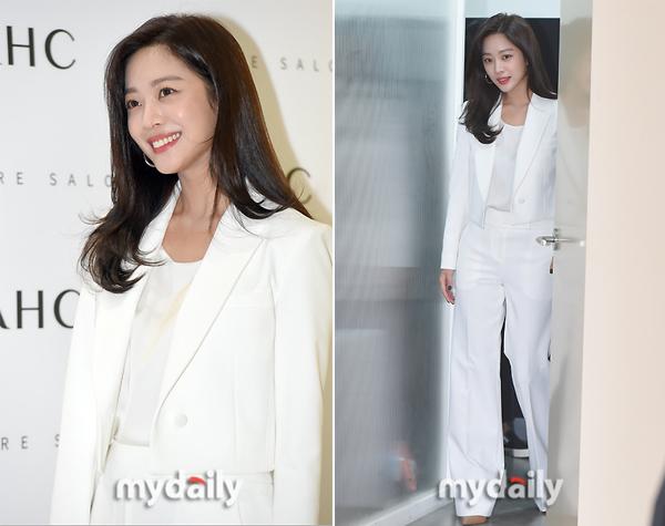 Nhiều ngôi sao Hàn cũng dự sự kiện cùng Dương Siêu Việt như người đẹp Jo Bo Ah.