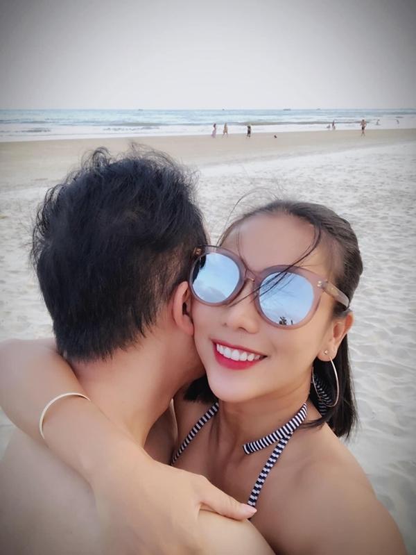 Khánh Ngọc hạnh phúc bên bạn trai mới - 2