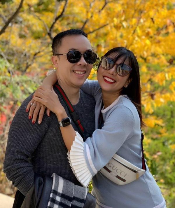 Khánh Ngọc hạnh phúc bên bạn trai mới - 5