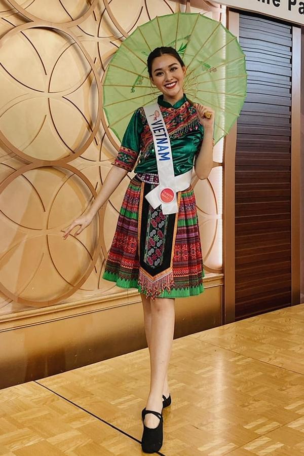 Đại diện Việt Nam chuẩn bị kỹ lưỡng về trang phục và đạo cụ.