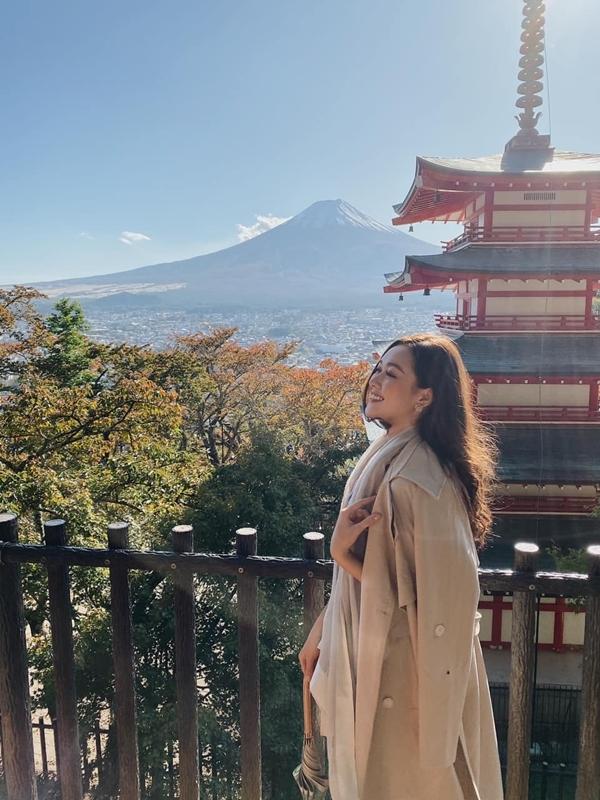 Tham gia cuộc thi, Tường San đã được đến rất nhiều tỉnh của Nhật như Tokyo, Fukushima, Kanagawa, Yamanshi, Niigata và nhiều địa danh khác.