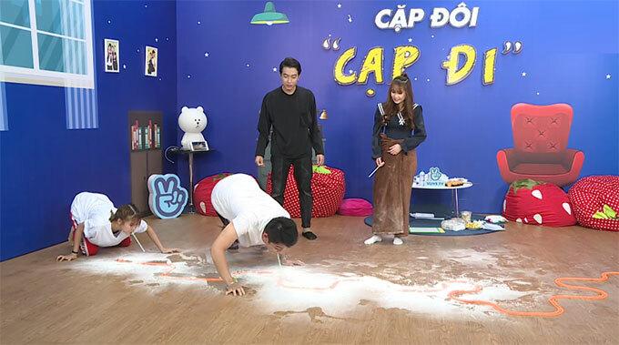 Cris Phan sợ bị sàm sỡ khi đến nhà Quỳnh Anh lúc nửa đêm - 15